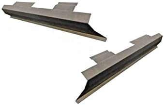 Motor City Sheet Metal - Works With 1996-2007 FORD TAURUS 4DR Outer Rocker Panels PAIR