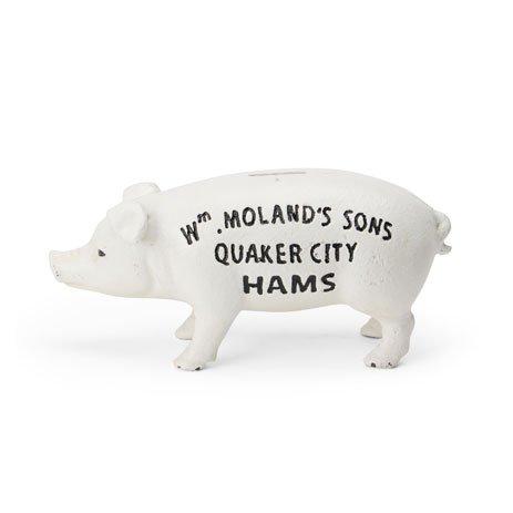 Hams Standing Pig Bank ハムズ スタンディング ピッグ バンク