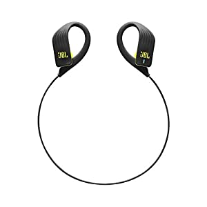 JBL Endurance Sprint, Wireless in-Ear Sport Headphone with One-Button Mic/Remote - Yellow
