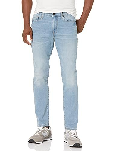 Goodthreads Slim-Fit Jean Jeans, Sneakers Basse di Tela Chuck Taylor all Star Seasonal, 31W x 36L