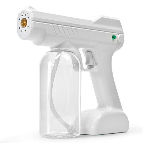 coamanug Nano Sterilization Atomizer 800ML Cordless Charging Electric ULV Sprayer Portable Fogger Disinfection Machine Wireless Handheld Steam Spray Disinfection Fog Tool
