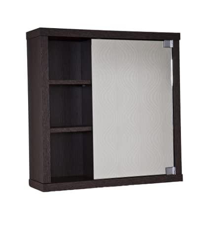 INTRADISA Mueble Baño Espejo Gala 8910 wengue