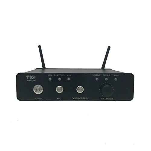 200w Outdoor Wifi Bt Amplifier 2x50w Airplay Bt Ip64