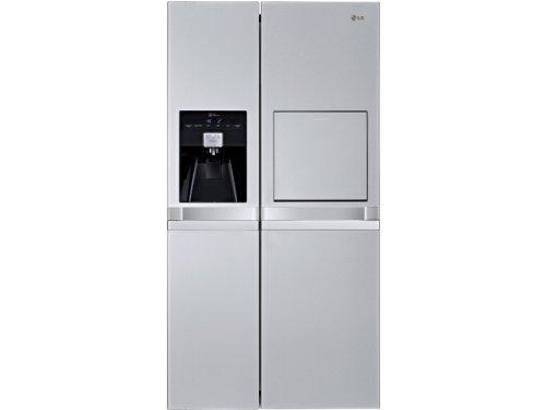 A+ GSP 545 PVQV Kühl-Gefrier-Kombination Kühlschrank Side by Side LG Barfach