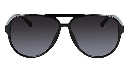 Calvin Klein CKJ21620S Gafas, Black, 61/13/145 Unisex Adulto