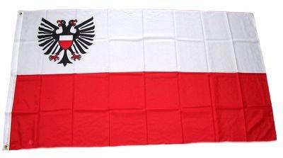 Fahne/Flagge Lübeck NEU 90 x 150 cm Flaggen