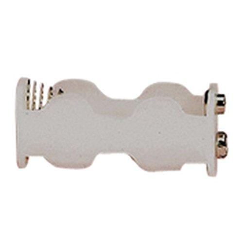Battery Holder blanc pour les piles 2xAA - Altaï F006A