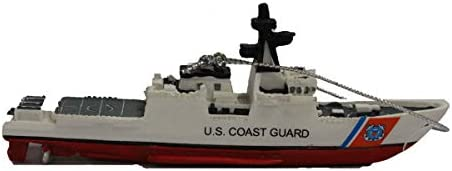 Kurt Adler 4 75 Inch Resin U S Coast Guard Ship Christmas Ornament product image