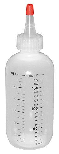 Efalock Professional Auftrageflasche, 180 ml, 1er Pack, (1 Stück)
