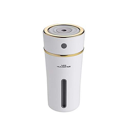 Luchtbevochtiger espressokopje mini usb outdoor draagbare luchtbevochtiger wit