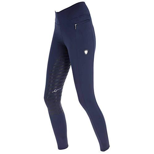 Covalliero - Pantaloni da equitazione da donna, colore blu scuro, HW 2020, taglia: 40/42
