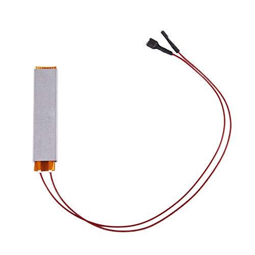 Fanuse Placa Calentadora de la Incubadora de CalefaccióN para Accesorio de Incubadora de Huevos 220V