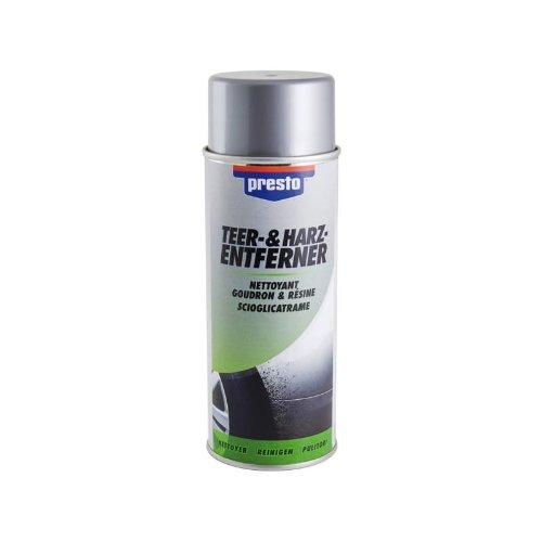 PRESTO Teer- und Harz-Entferner Spray 400 ml *306215