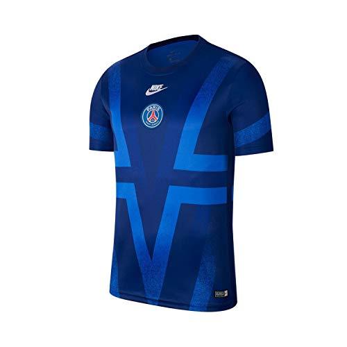 Nike Paris Saint-Germain Herrenjacke PSG M Blau/Weiß (Blue Void/Hyper royal/White)