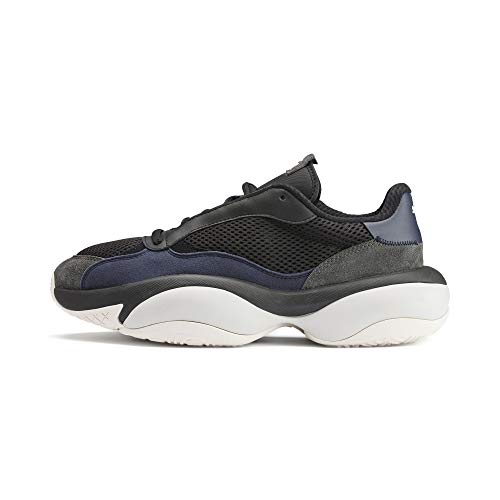 PUMA Alteration Kurve Sneaker Dark Shadow-Puma Black UK 8.5_Adults_FR 42.5