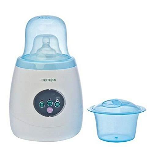 Mamajoo MMJ1721 Digitale babyflessenwarmer en stoomsterilisator