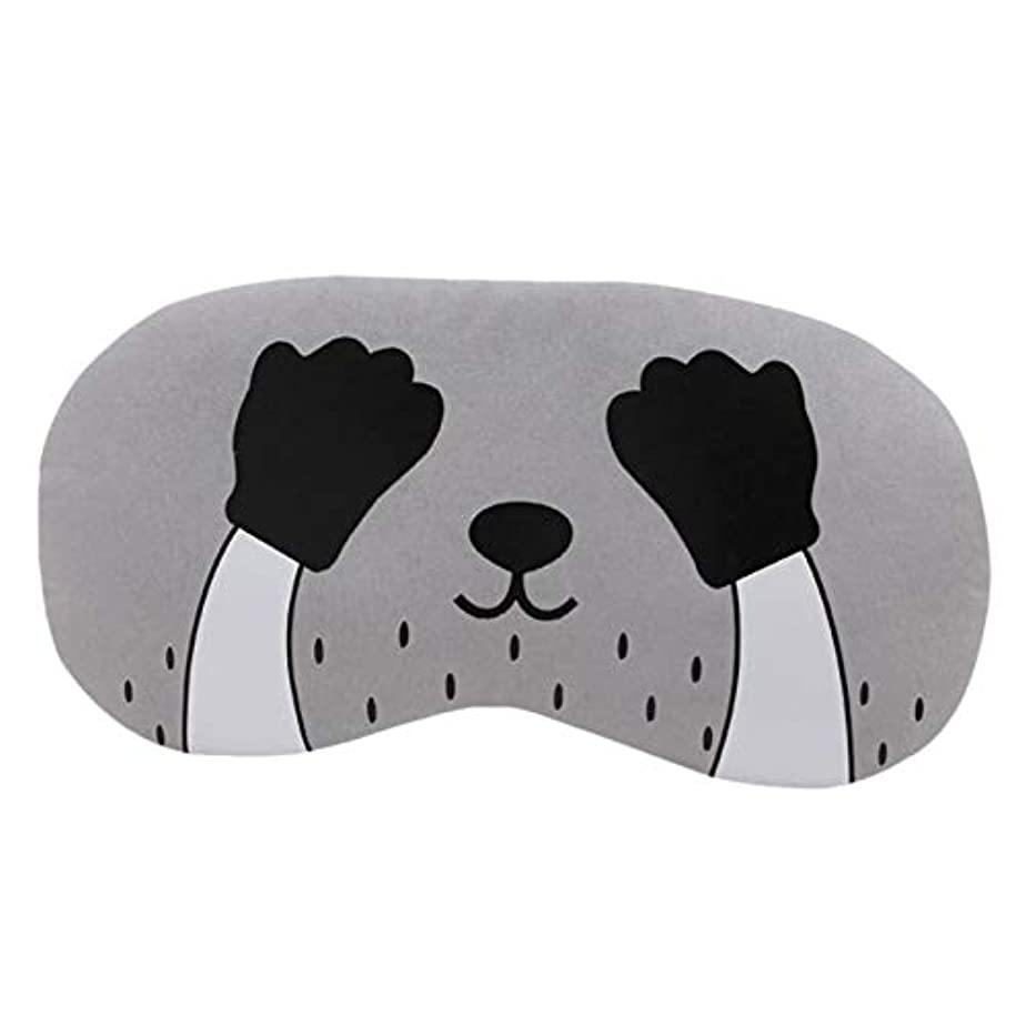 城ベルト世辞NOTE Cutesleepingアイマスク漫画猫ソフトトラベルアイシェードカバー残りリラックス睡眠目隠しドロップシッピング2U0817