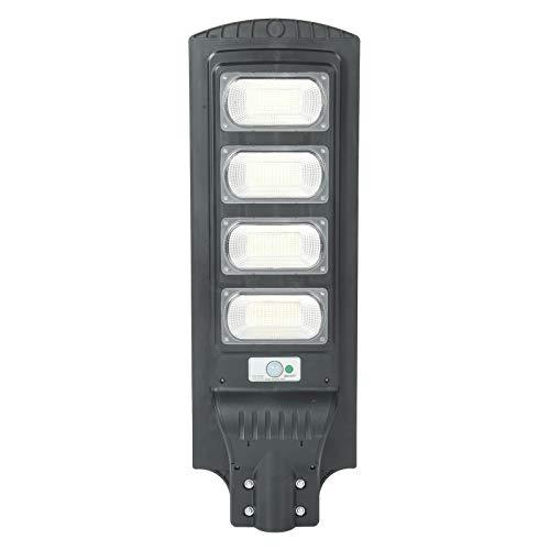 Luces solares al aire libre, 6500K-7000K 200W 468 Lámpara LED, Inalámbrico IP66 Luz de inundación solar impermeable, Luz de sensor de movimiento de seguridad al aire libre para cubierta, cerca, patio,
