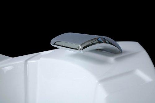 Luxus Whirlpool Badewanne 152×152 mit Vollausstattung (Massage) - 6