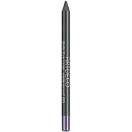 ARTDECO Soft Eyeliner Waterproof, Kajalstift lila, Nr. 85, damask violet