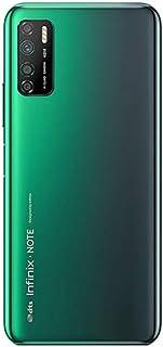 هاتف انفنيكس نوت 7 لايت بذاكرة 64 جيجا + ذاكرة رام سعة 4 جيجا بلون فوريست غرين، موديل X656