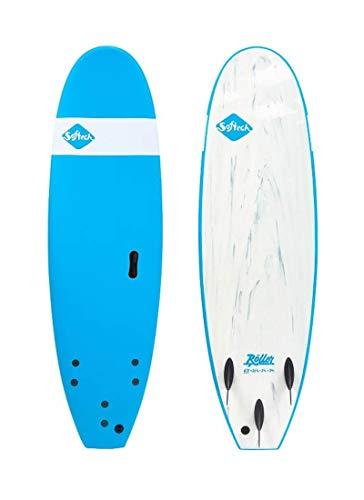 Softech(ソフテック)ROLLER モデル サーフボード[BLUE]8'0