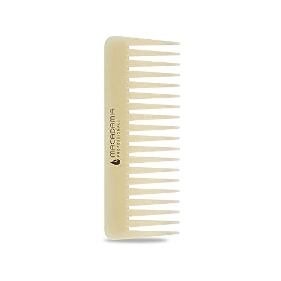 任命気づくなるウガンダマカダミアヒーリングオイル注入櫛 x4 - Macadamia Healing Oil Infused Comb (Pack of 4) [並行輸入品]