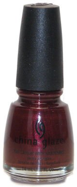 China Glaze Nail Polish, Heart of Africa 150