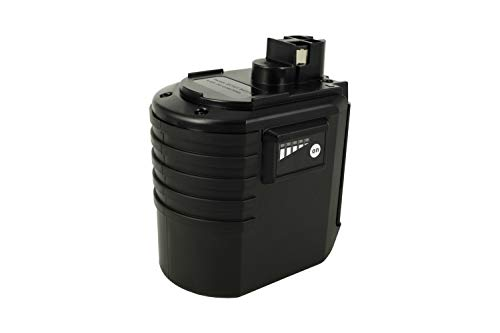 PowerSmart - Batería de herramientas para Bosch 0 611 260 539, 11225VSR, 11225VSRH, GBH 24VFR, GBH 24VRE, GBH 24VSR, 2 607 335 223, 2607335223, BAT019, BAT020, BAT021 (Ni-MH, 24 V, 3000 mAh)