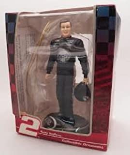 Trevco 2004 Collectible Christmas Ornament Rusty Wallace New in Box