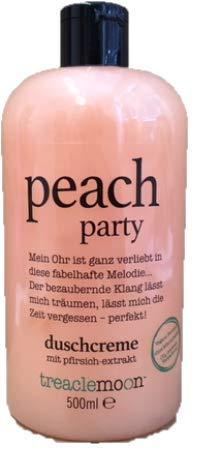 Treaclemoon Peach party duschcreme 500 ml