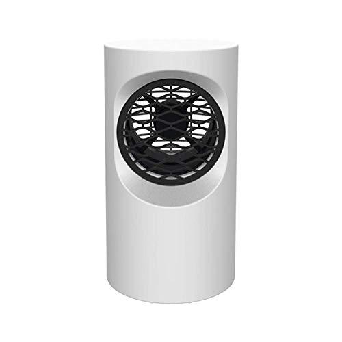 Calefactor Pequeños electrodomésticos calentador de ventilador, mini espacio calentador eléctrico, Zona turística Calefacción auxiliar, calentamiento rápido, protección contra sobrecalentamiento, for