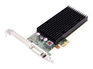 NVIDIA Quadro NVS 300 von PNY - 512MB GDDR3 PCI Grafikkarte HDMI D-Sub DVI-I