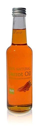Yari 100% Natural Carrot Oil - Karottenöl 250ml
