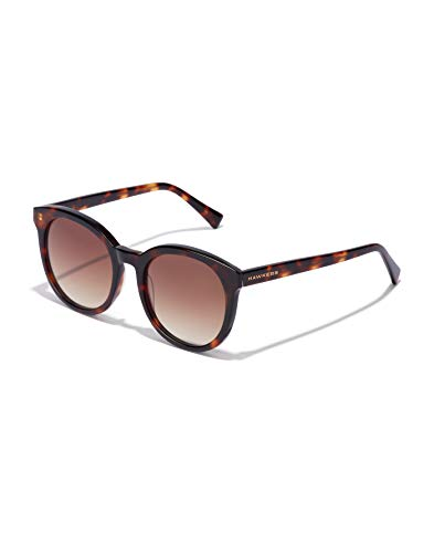 HAWKERS Resort Gafas, MARRÓN, Unico Unisex Adulto