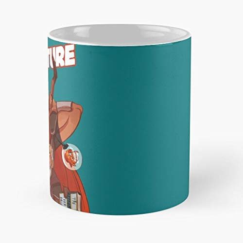 Generic Taako Taaco The Ttazz Adventure and Wizard Me Sideburns Highchurch Zone My Magnus Brother Taz Merle Mcelroys Best 11 oz Kaffeebecher - Nespresso Tassen Kaffee Motive