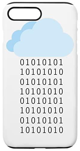 Programador Caja del Teléfono para iPhone 7 Plus, iPhone 8 Plus Concha Dura con Capa De Silicona en el Interior Phone Case