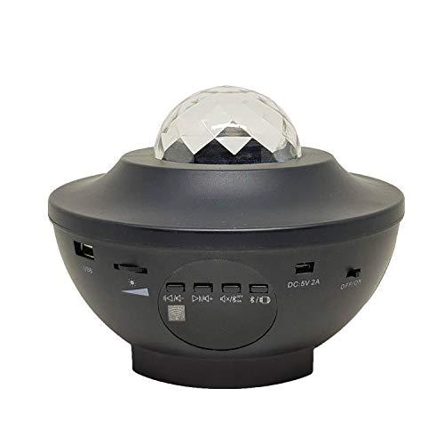 Projetor Globoshow Laser Rgbw Music Bluetooth Céu Estrelado