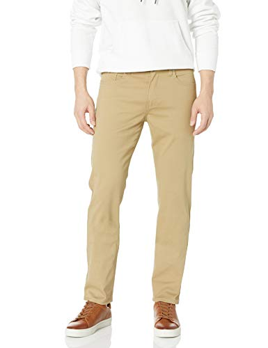 Levi's Men's 502 Taper Jeans, Harvest Gold Twill, 42W x 30L