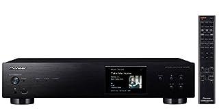 """Pannello frontale in alluminio con schermo LCD 3,5"""" Dual WiFi (Band 5GHz/2,4GHz) Riproduzione a 192kHz/24bit Colore nero"""