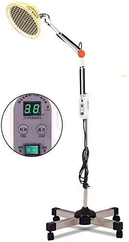 Ykop 250W TDP Weit Mineral Hitze Lampe Therapie Akupunktur Licht Elektromagnetisch Kopf Fußboden Modell Physiotherapie Gerät