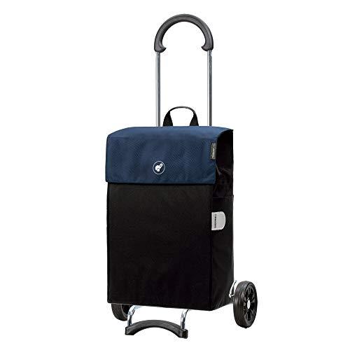 Andersen Shopper Scala mit Tasche Hera 44 Liter blau