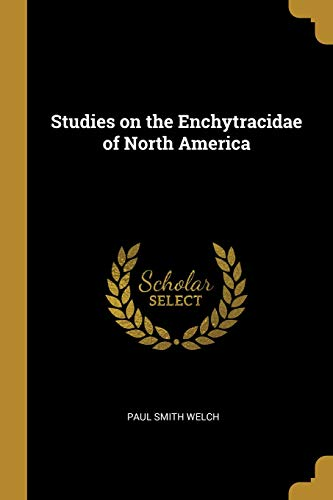 STUDIES ON THE ENCHYTRACIDAE O