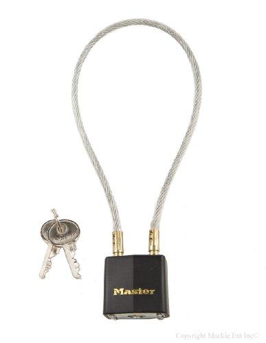 Motorcycle Helmet Cable Lock