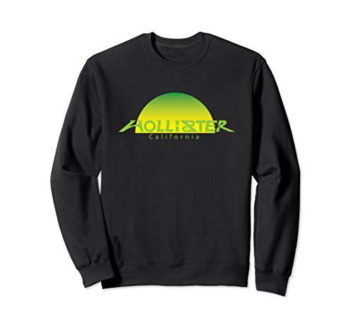 HOLLISTER CA., HOLLISTER CA. SUNSET GREEN, GIFT, SOUVENIR Sweatshirt