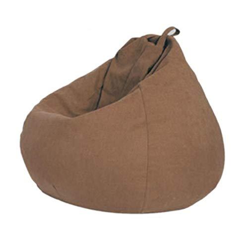 WGYDREAM Sitzsack Kids Gaming BeanBag - Wasserdichter Sitzsack for drinnen und draußen Bean Bag (Color : B, Size : 60 * 80CM)