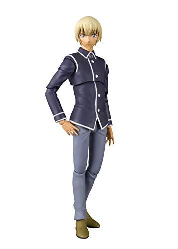BANDAI Toru Amuro Detective Conan S.H. Figuarts 15 cm Action Figure - Action FiguresAction Figures