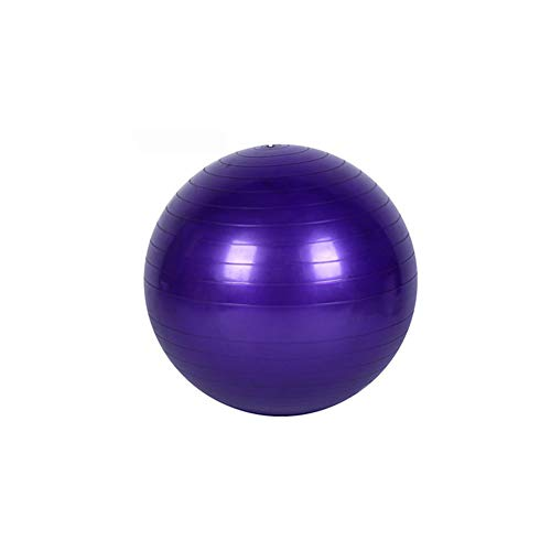 Yoga Fitness Ballon Exercice d'entraînement Équilibre Cours de Yoga Balle de Gymnastique de Base...
