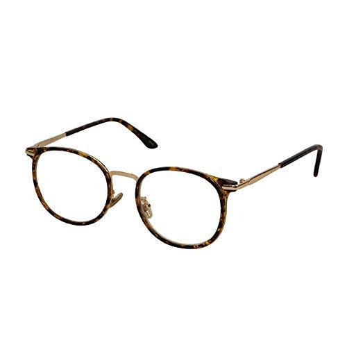 YGJ113 BONOX ダルトン おしゃれ 老眼鏡 シニアグラス Reading Glasses/ (DMG DEMI_GOLD, 2.5)