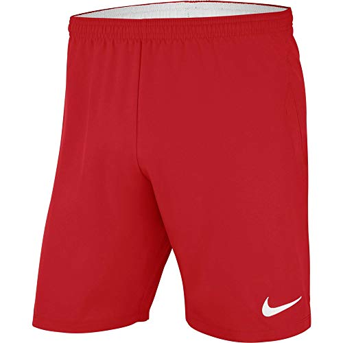 NIKE Laser IV Woven Short, Unisex niños, University Red/University Red/White, XL